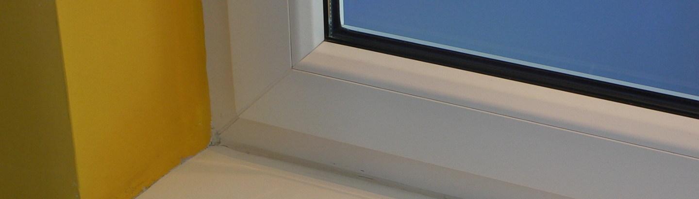 Kunststofffenster streichen - Anleitung in 4 Schritten | JOBRUF