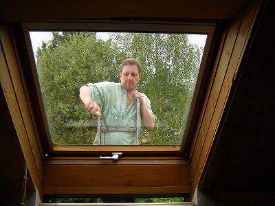 Fenster richtig putzen tipps zum reinigen jobruf for Fenster richtig putzen