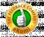 Bild welches das Logo von eKomi zeigt.